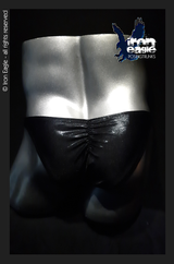 Iron Eagle Posing Trunks - Black Mystique©