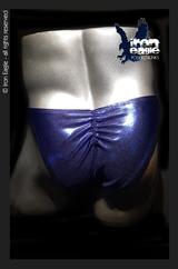 Iron Eagle Posing Trunks - Midnight Blue Mystique©