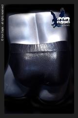 Iron Eagle Classic Physique Trunks - Black Mystique©