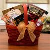 Mini Coffee Break Gift Basket