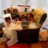 Caramel & Creme Bliss Spa Gift Basket