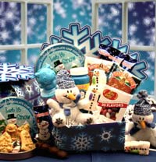 Frosty's Winter Wonder Care package