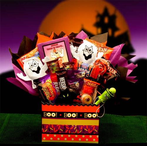 Boo Mania Halloween Bouquet