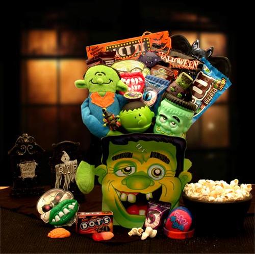 Frankie's Halloween Monster  Mash Tote