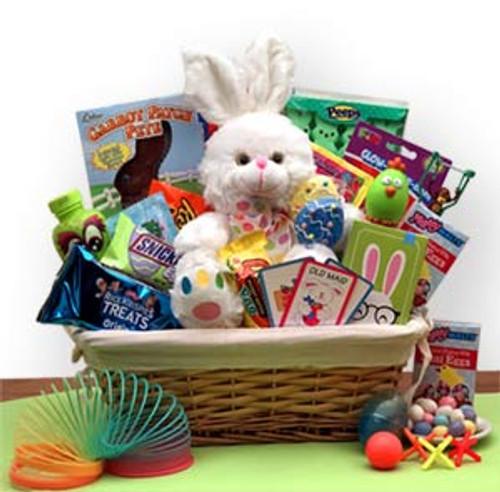 Bunny Express Easter Gift Basket