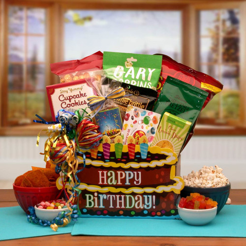 You Take The Cake Birthday Gift Box