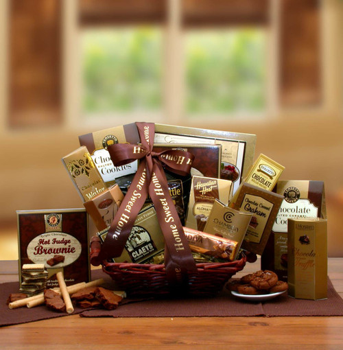 A Special Home Coming - Welcome Home Gift Basket