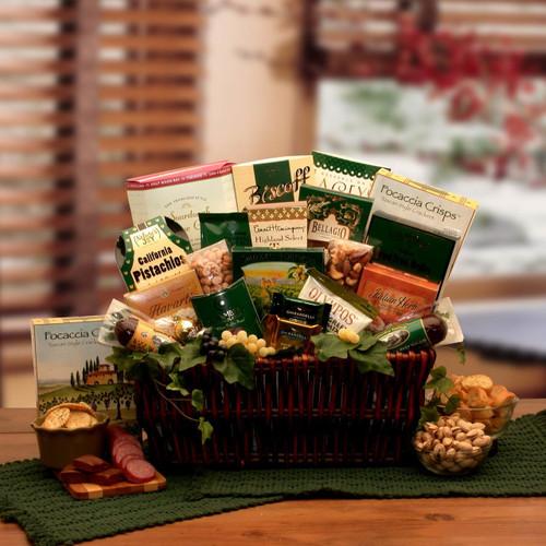 The Indulgent Gourmet Gift Basket