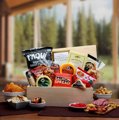 Macho Munchies Crate