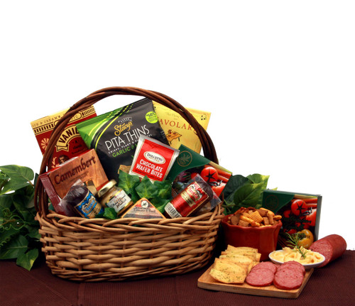 Snack Cravings Gift Basket