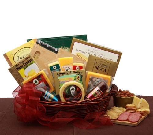 Fancy Favorites Gourmet Gift Basket