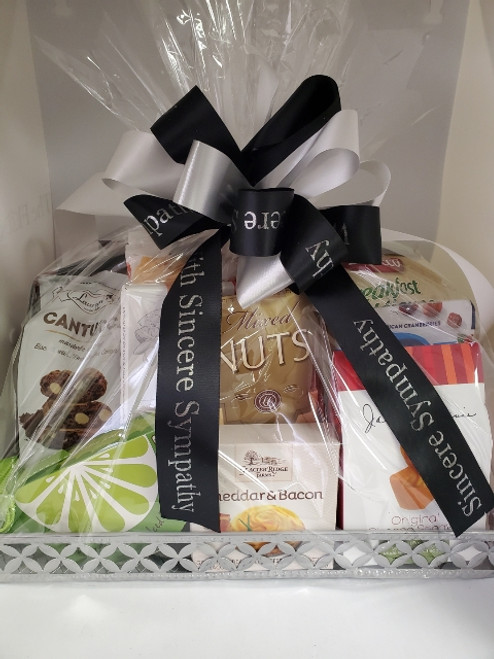 With Deepest Sympathy Tray