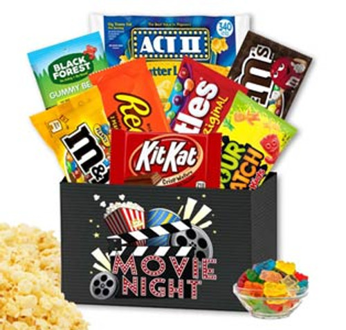 Movie Lovers Care Package