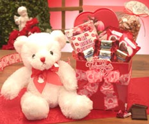 A Big Kiss For You  Valentines Day Care Package