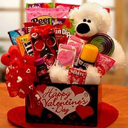 You're Beary Huggable Kids Valentine Gift Box