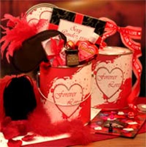 Forever Love Romantic Gift Pail