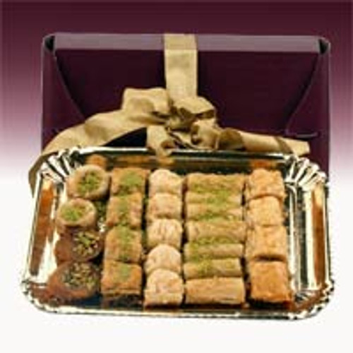 Spring Gourmet Baklava Assortment Gift Box