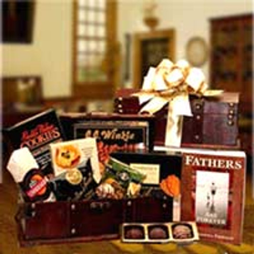 Father's Are Forever Gift chest