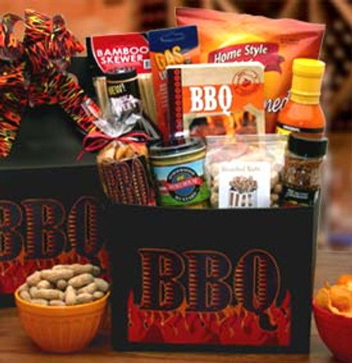 The Barbecue Master Care Package