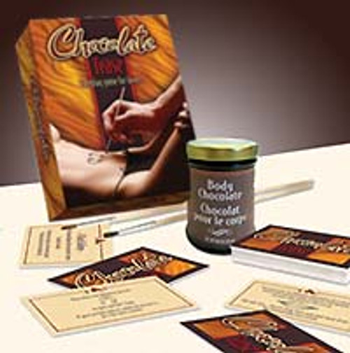 Chocolate Tease Couple Game Set