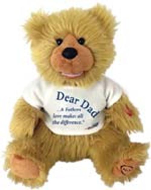 Dear Dad Bear - Speaks words of gratitude & Love for Dad