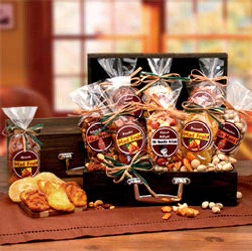 Premium Gourmet Fruit & Nuts Gift Chest