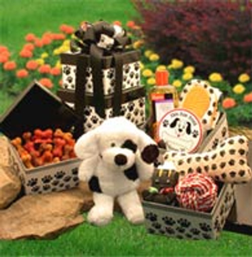 Patches' Doggie Tower