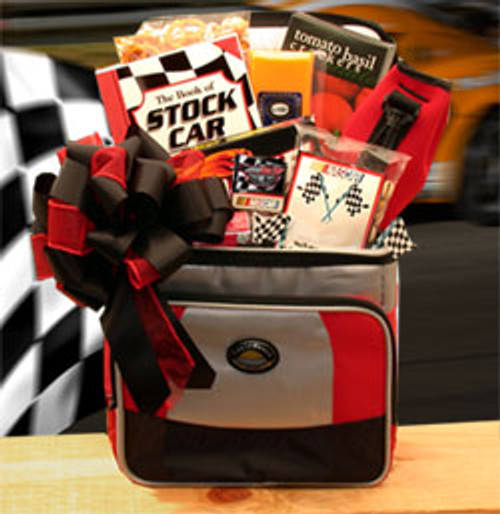 And The Race Is On Nascar Lovers Gift Chest
