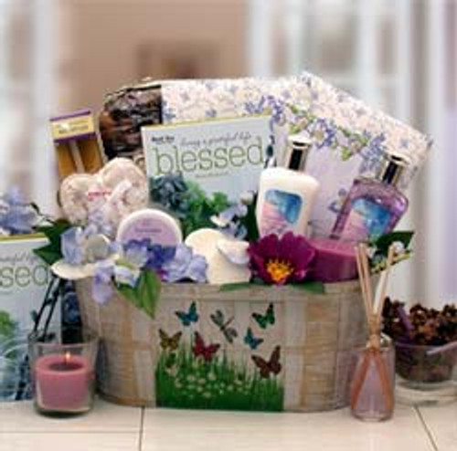 So Serene Spa Essentials Gift Set w/ book