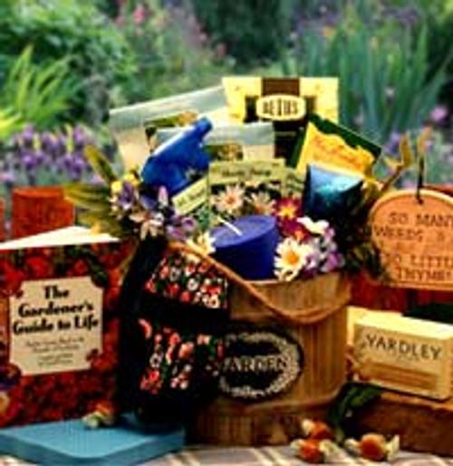 It's A Blooming Gardeners Bucket