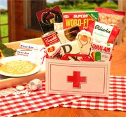 First Aid For The Ailing
