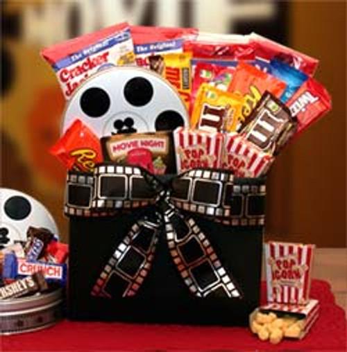 Movie Fest Gift Box w/ 10.00 RedBox Card