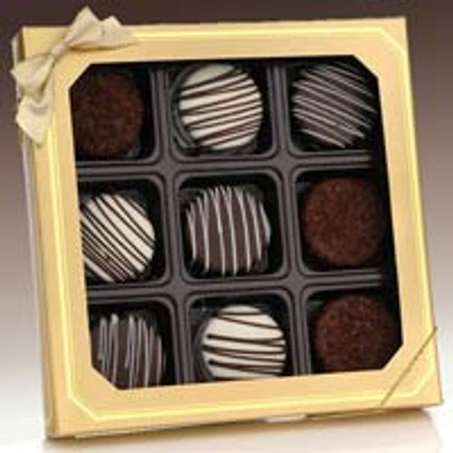 Classic Chocolate Dipped Oreo Cookies  Gift Box