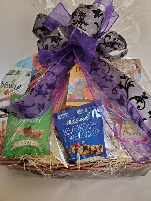 Shear Indulgence Kosher Gift Basket