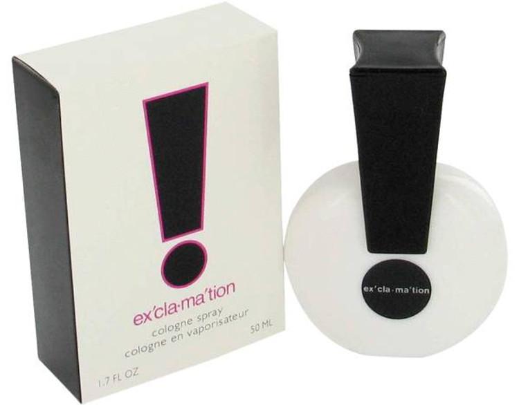 Exclamation Perfume Womens by Coty Edc Spray 1.7 oz