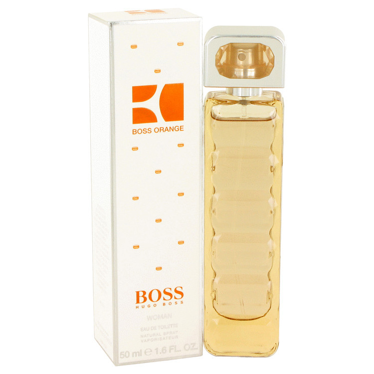Womens Boss Orange Perfume by Hugo Boss Edt Spray 1.7 oz