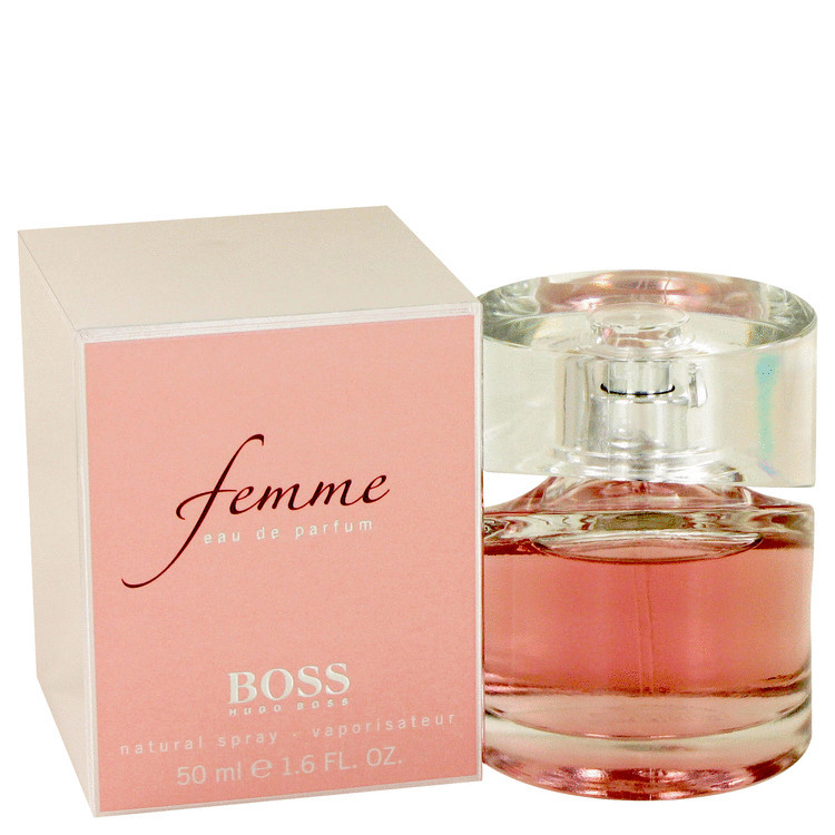 Boss Femme for Womens Perfume by Hugo Boss Edp Spray 1.7 oz