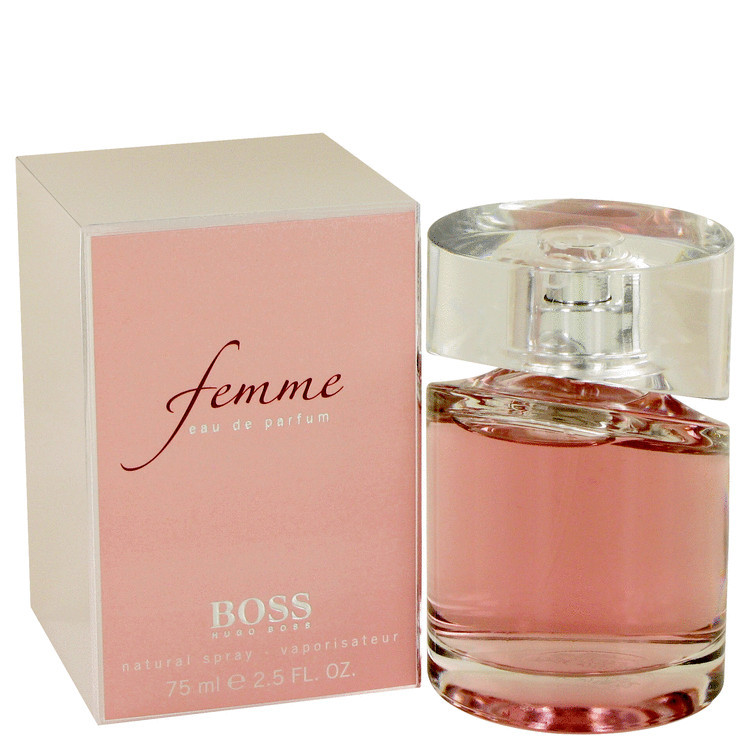 Boss Femme for Womens Perfume by Hugo Boss Edp Spray 2.5 oz
