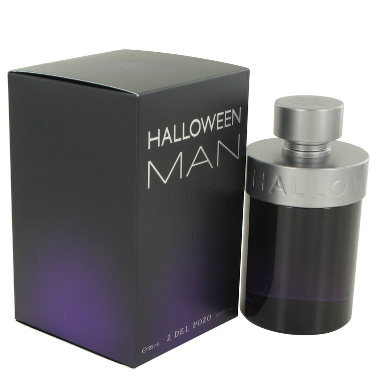 Halloween Man Cologne for Men by Jesus Del Pozo Edt Spray 4.2 oz