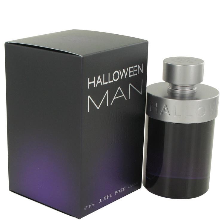 Halloween Man Cologne by Jesus Del Pozo for Men Edt Spray 4.2 oz