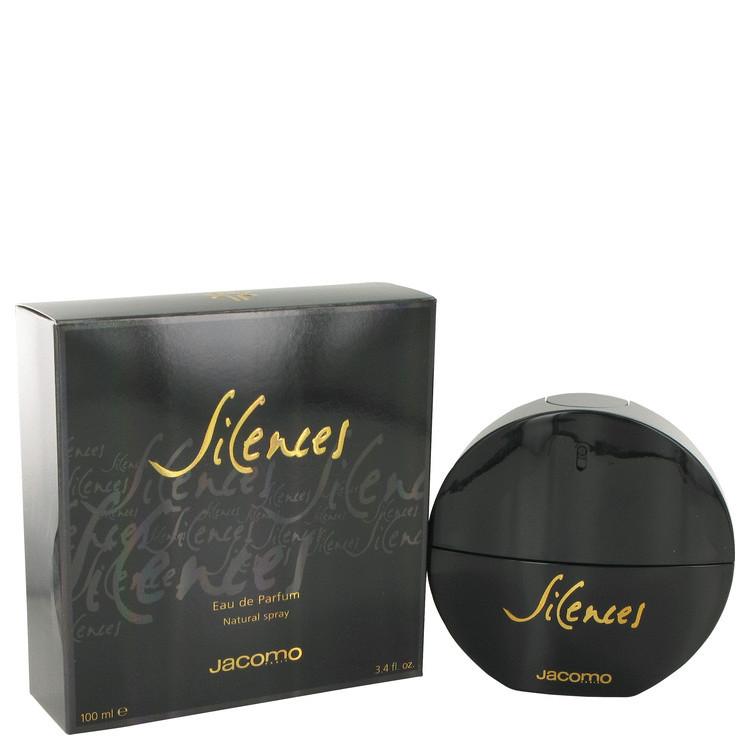 Silences Perfume Womens by Jacomo Edt Spray 3.4 oz