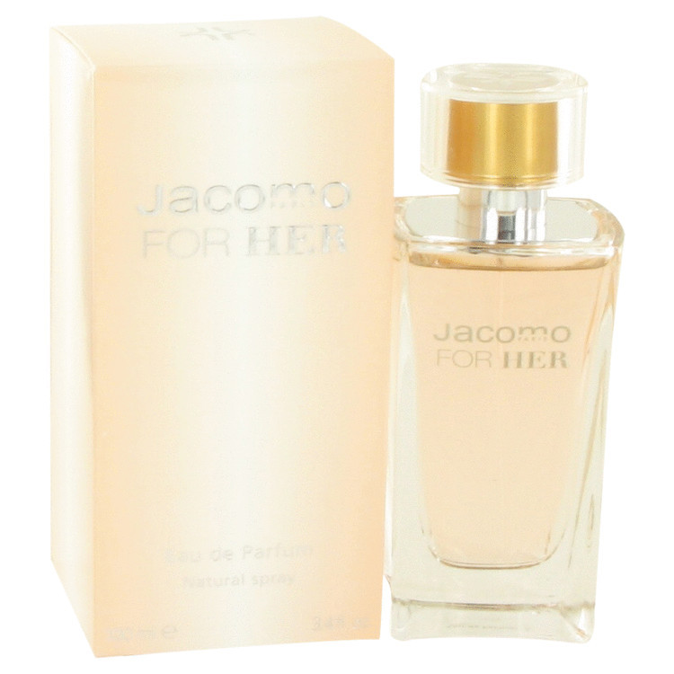 Jacomo De Jacomo Womens Perfume by Jacomo Edp Spray 3.4 oz