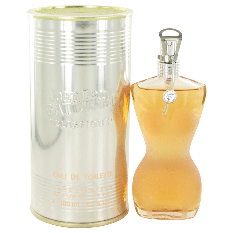 Jean Paul Gaultier Perfume for Women by Jean Paul Gaultier Edt Spray 3.4 oz