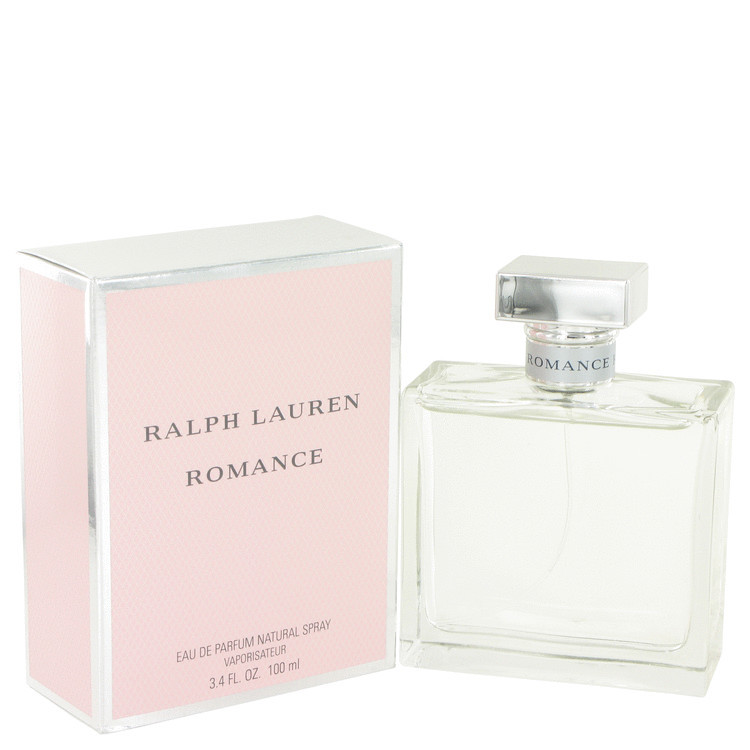 Romance Perfume for Women by Ralph Lauren Edp Spray 3.4 oz