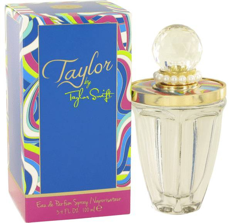 TAYLOR Perfume for Womens by  TAYLOR SWIFT Edt Spray  3.4 oz