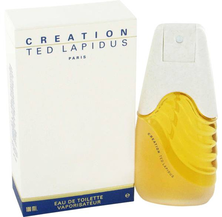 CREATION Perfume for Womens by  Ted Lapidus Edt Spray  3.4 oz