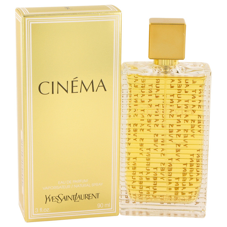 CINEMA Womens Perfume by CINEMA Edt Spray 3.0 oz