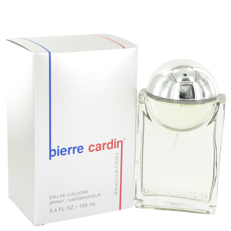 Pierre Cardin Innovation Cologne for Men by Pierre Cardin Edc Spray 3.4 oz