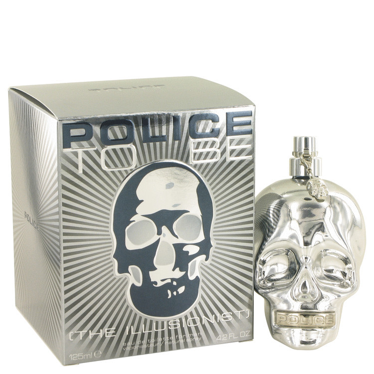 Police To Be Illusionist Cologne for Men by Police Edt Spray 4.2 oz