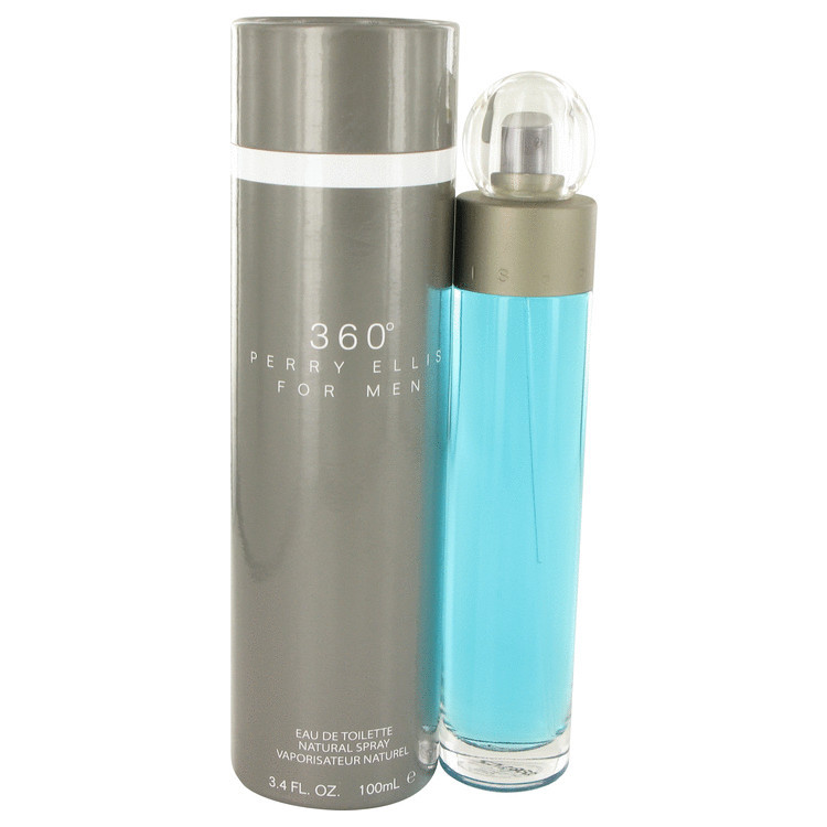 360 by Perry Ellis Edt 3.3 oz for Men